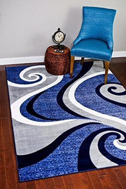 hand made southwestern wool area rug in