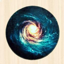 3D galaxy round patterned universe earth geographic bedside
