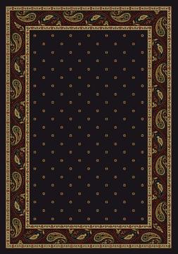 Milliken 4000040141 Innovations Collection Paisley Rectangle