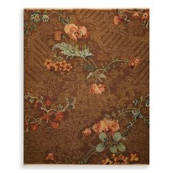 8' x 10' Nourison Hand Knotted Reversible Wool Oriental Area