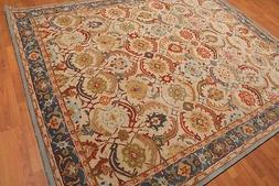 9' x 12' Handmade Art & Crafts 100% Wool Persian Oriental Ar