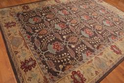 8 'x10' William Morris Handmade Art & Crafts 100% Wool Persi