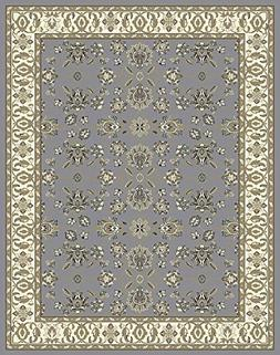 Large Rugs for Living Room Gray Traditional Clearance Area R