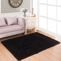 Living Room Bedroom Rugs, MBIGM Ultra Soft Modern