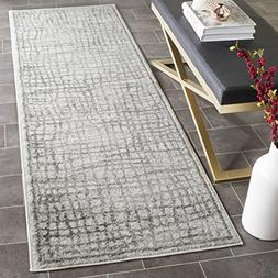 Safavieh Adirondack Collection ADR103B Silver and Ivory Mode