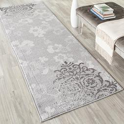 Safavieh Adirondack Collection ADR114B Silver and Ivory Cont