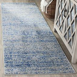 Safavieh Adirondack Collection ADR117D Blue and Silver Conte