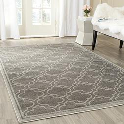 Safavieh Amherst Collection AMT412C Grey and Light Grey Indo