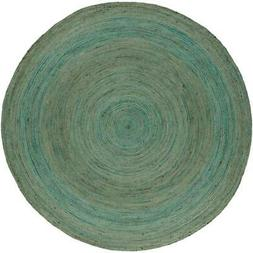 Artistic Weavers Area Rug 8 ft. x 8 ft. Round Fade-Resistant