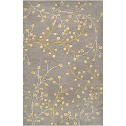 Surya Athena ATH-5060 Transitional Hand Tufted 100% Wool Ele