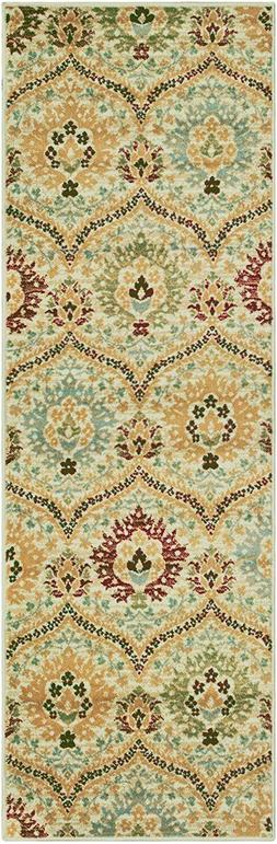 Superior Augusta Collection Area Rug, 8mm Pile Height with J