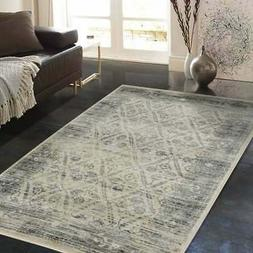 Allstar Rugs Beige and Ivory Rectangular Accent Area Rug bei