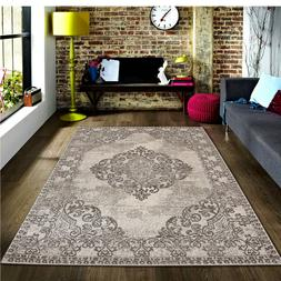 Blue, gray, Brown  or Red  Area Rugs Carpet By MSRUGS Made F