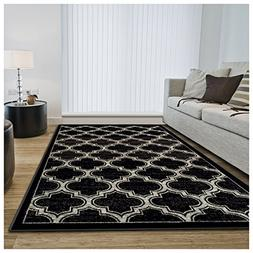 Superior Bohemian Trellis Collection Area Rug, 8mm Pile Heig
