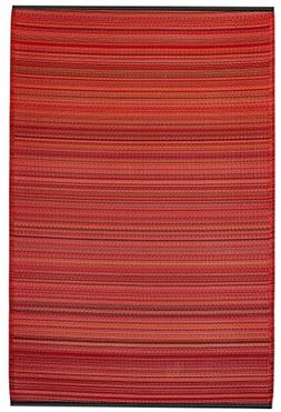 Fab Habitat Cancun Indoor/Outdoor Rug,  Sunset,