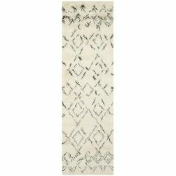 Safavieh Casablanca White / Grey Rug