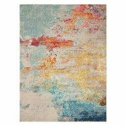 Nourison Celestial CES02 Indoor Area Rug, Natural