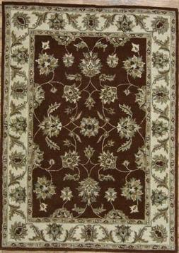 Classic Traditional Floral 8x10 Nourison Brand Agra Oushak O