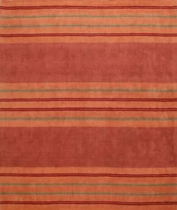 CLEARANCE 8x8 Square Gabbeh Hand-Tufted Modern Area Rug Wool