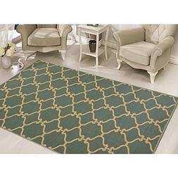 Sweet Home Stores Clifton Collection Moroccan Trellis Design