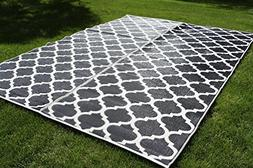 Santa Barbara Collection 100% Recycled Plastic Outdoor Rever