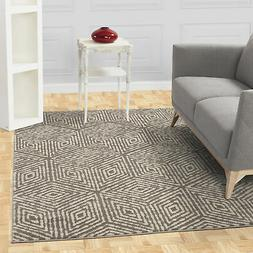 Diagona Designs Contemporary Cubes Design Area Rugs