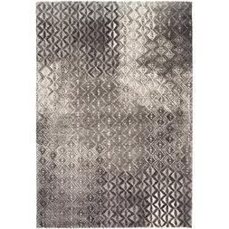"Surya Contemporary Rectangle Area Rug 5'2""x7'6"" in Light Gra"