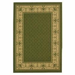 Safavieh Courtyard 0901 Indoor/Outdoor Area Rug - Green