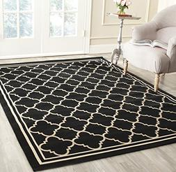 Safavieh Courtyard Collection CY6918-226 Black and Beige Ind