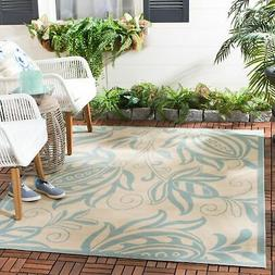 Safavieh Courtyard Earlean Indoor/ Outdoor Rug