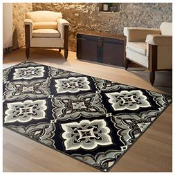 Superior Crawford Collection Area Rug, 8mm Pile Height with