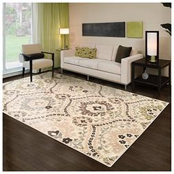 Superior Designer Augusta Collection Area Rug, 8mm Pile Heig