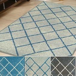 Superior Designer Lattice Area Rug collection