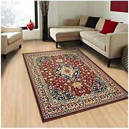 Superior Elegant Glendale Collection Area Rug, 8mm Pile Heig
