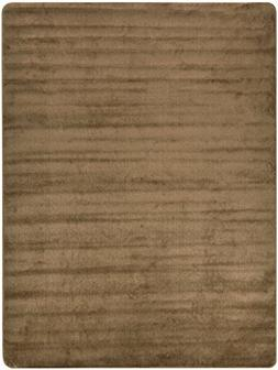 Euro Collection Solid Color Area Rug Rugs Slip Skid Resistan