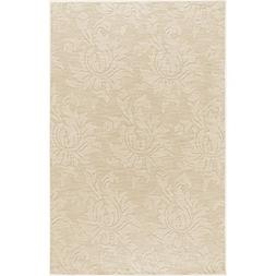 Art of Knot Eustis  Area Rug, 5' x 8' Beige
