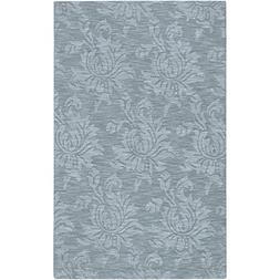 Art of Knot Eustis  Area Rug, 9' x 13' Blue