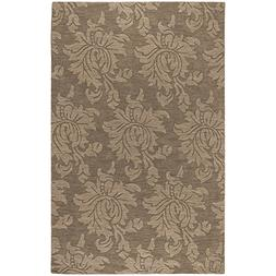 Art of Knot Eustis  Area Rug, 9' x 13' Brown