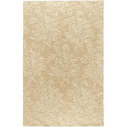Art of Knot Eustis  Area Rug, 9' x 13' Khaki