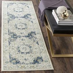 Safavieh Evoke Collection EVK220C Vintage Oriental Ivory and