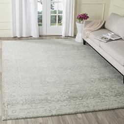 Safavieh Evoke Collection EVK270Z Vintage Silver and Ivory A
