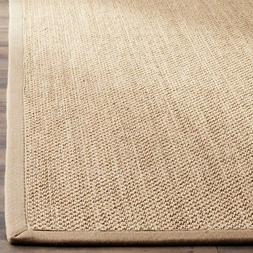 Safavieh Natural Fiber Collection NF141B Tiger Paw Weave Mai