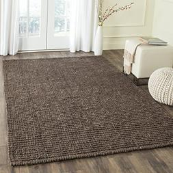 Safavieh Natural Fiber Collection NF447D Hand Woven Brown Ju