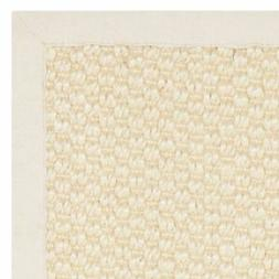 Safavieh Natural Fiber Collection NF525C Marble Sisal Area R