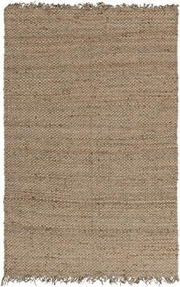 Artistic Weavers Natural Fiber Rectangle Area Rug 2'x3' Beig