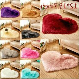 Fluffy Rugs Anti Skid Shaggy Area Rug Dining Room Bedroom Ca