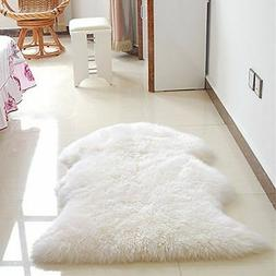 Fluffy Rugs Soft Rug Anti-Skid Carpet Shaggy Dining Room Hom