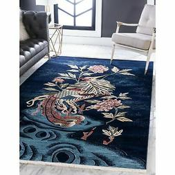 Unique Loom Gansu Elegant Area Rug