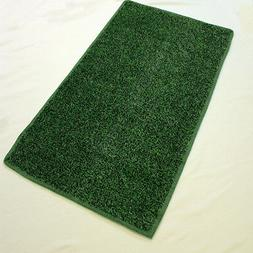 Green Black Indoor Outdoor Economy Turf Artificial Grass Are