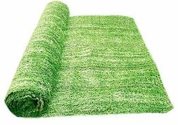 Green Grass Carpet Area Artificial Rug Outdoor Fake Turf Por